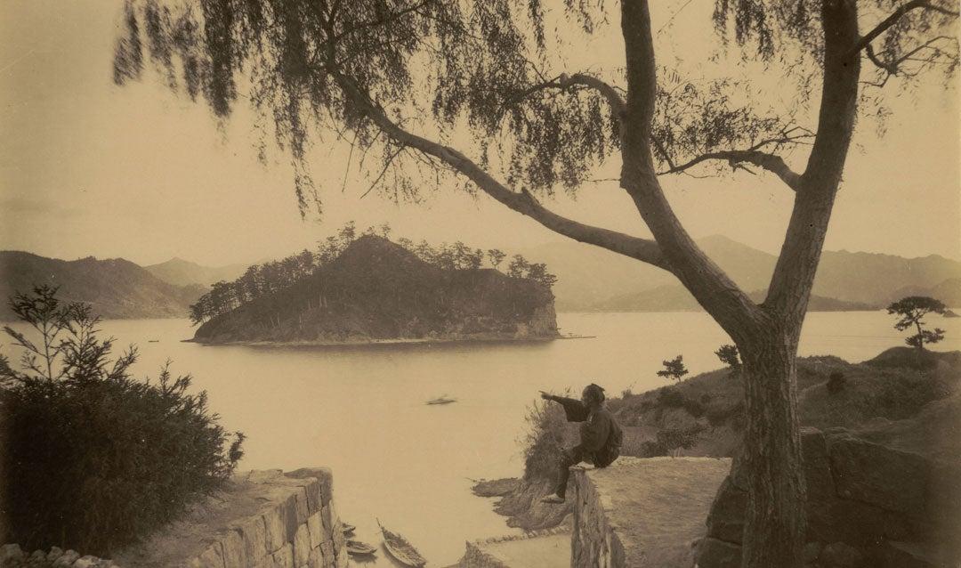 Time Travel: George Vanderbilt's Visit to Japan