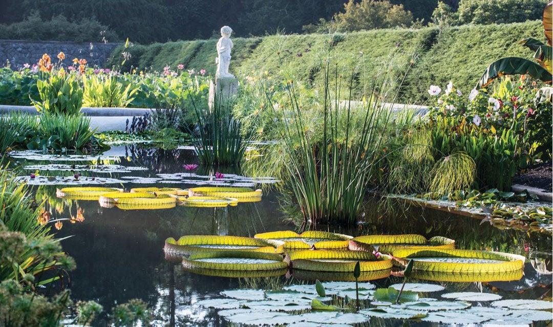 Italian Garden at Biltmore
