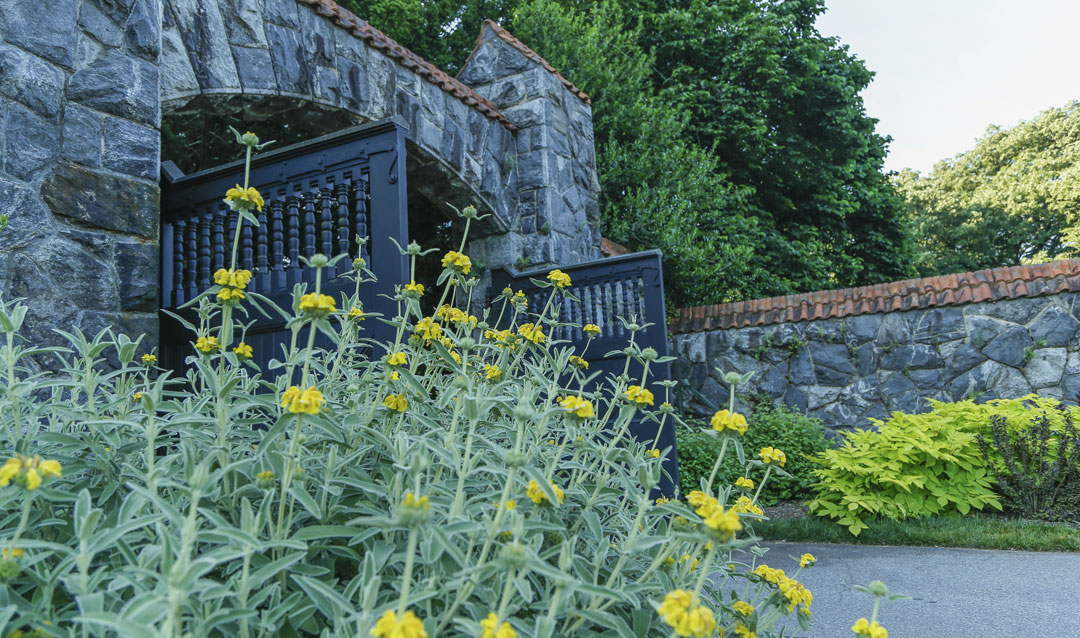 Preparing our historic gardens for fall