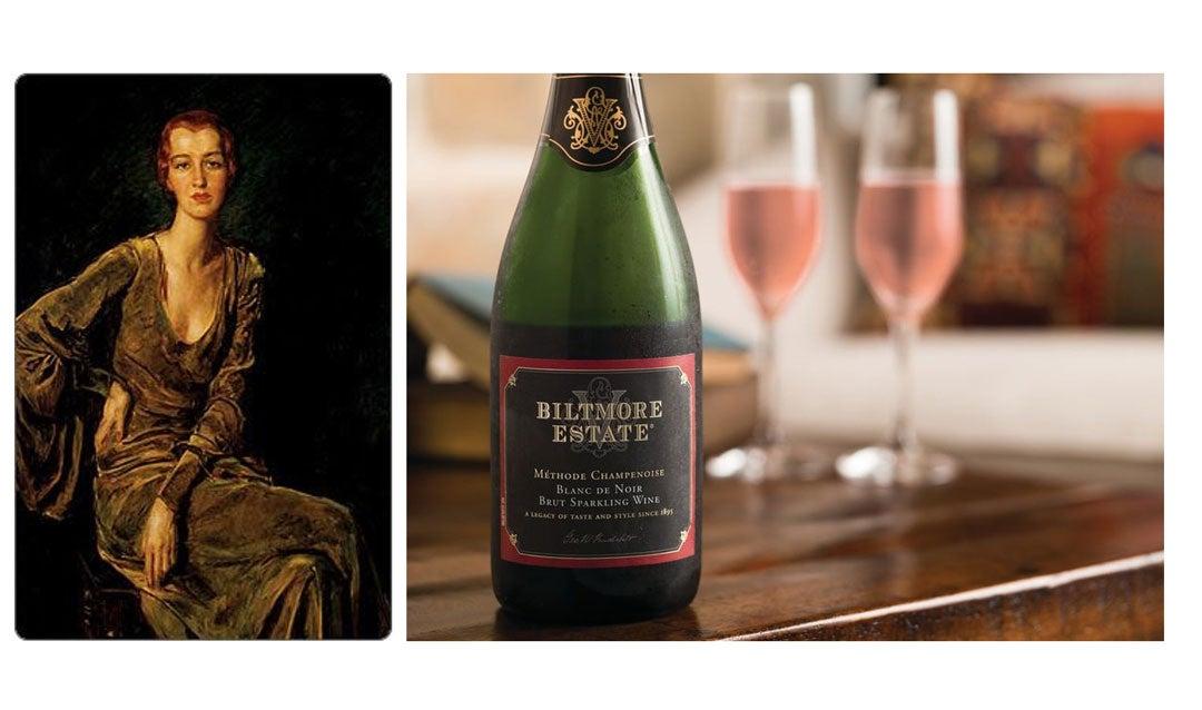 Biltmore wines have big personalities, like Cornelia Vanderbilt Cecil