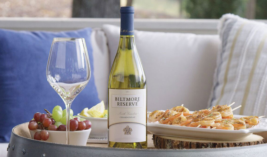Biltmore Reserve Chardonnay North Carolina