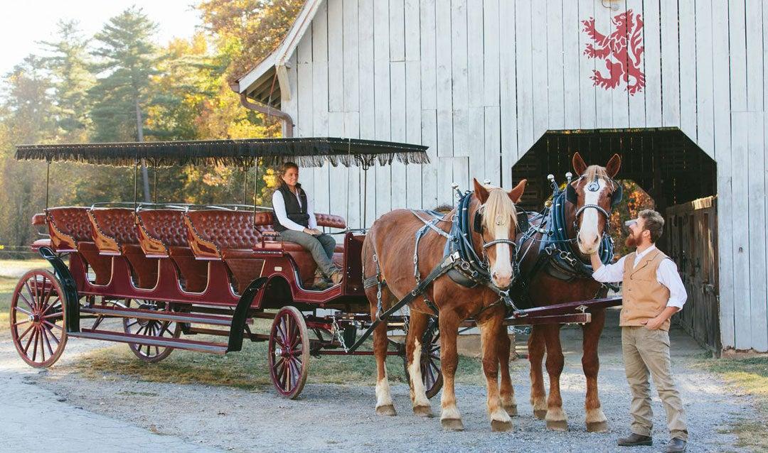 Deerpark Carriage & Trail Ride Barn