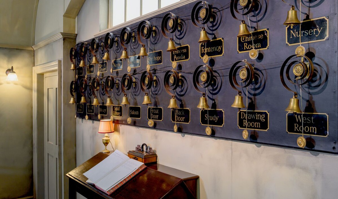 Downton Abbey Bell Board