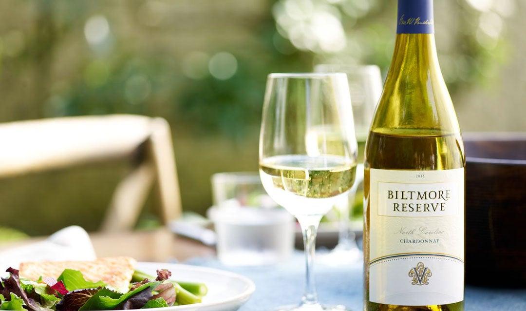Biltmore Reserve Chardonnay North Carolina