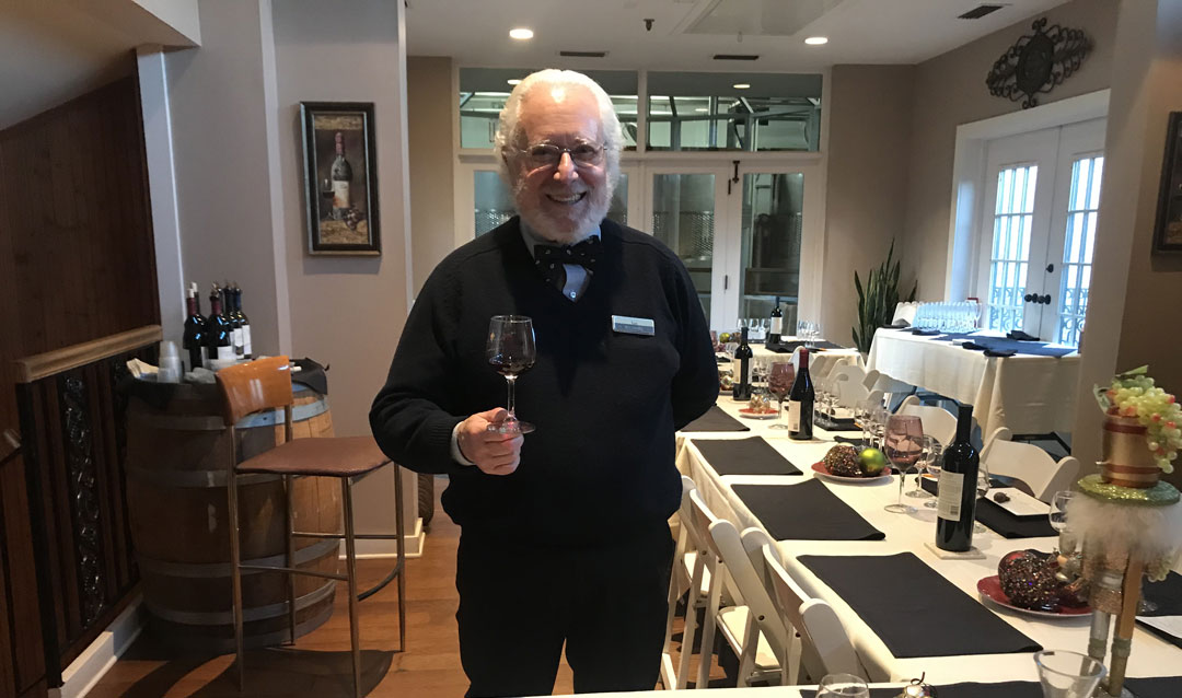 Biltmore host for Red Wine and Chocolate Tasting