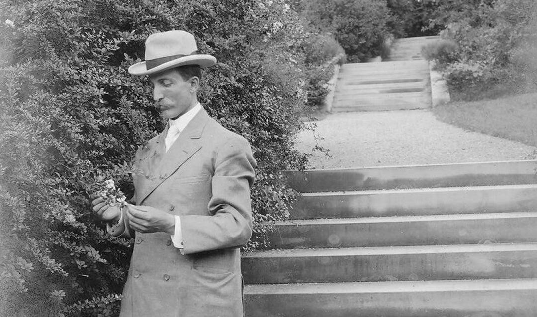 Chauncey Beadle, ca. 1906