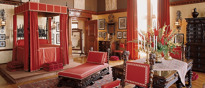 Inside Biltmore House