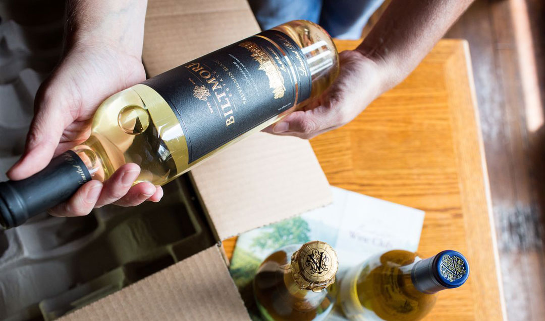 Vanderbilt Wine Club shipment