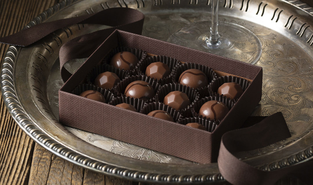 Halloween how-to: pairing Biltmore wine with milk chocolate candy