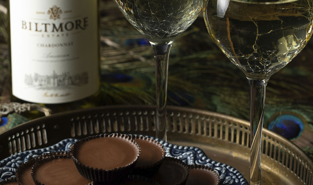 Halloween How-to: Pairing Biltmore wine with peanut butter cups