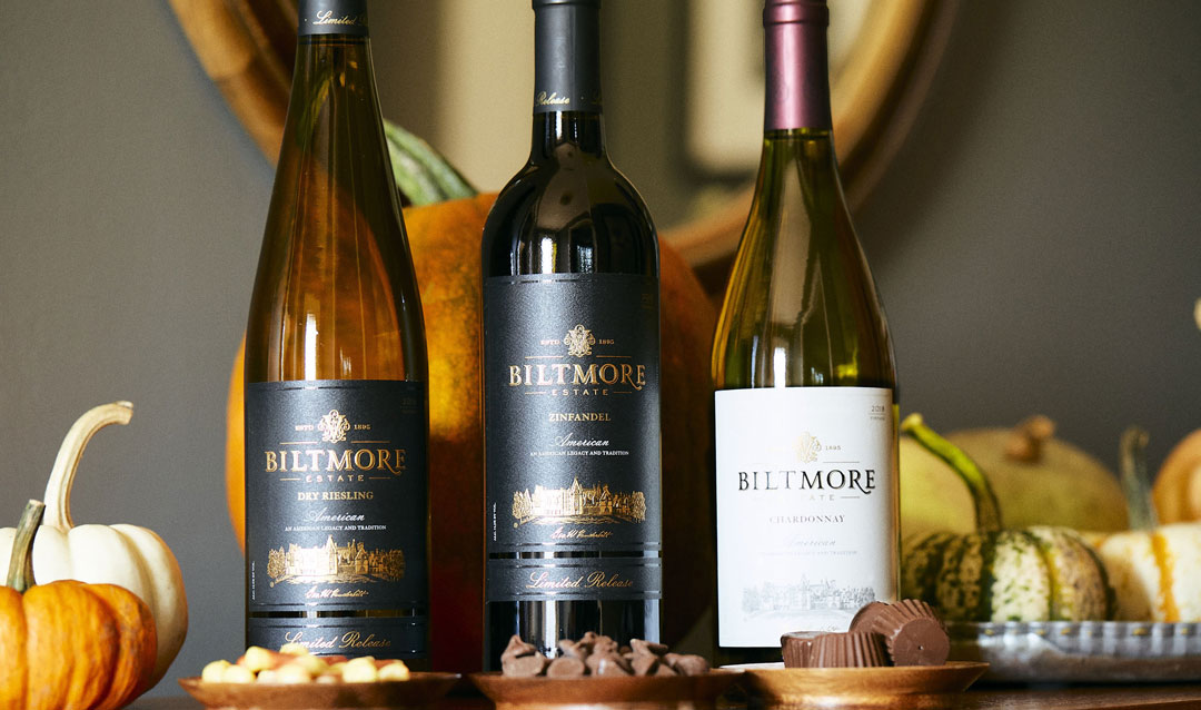Halloween How-to: Pairing Biltmore Wine with Candy