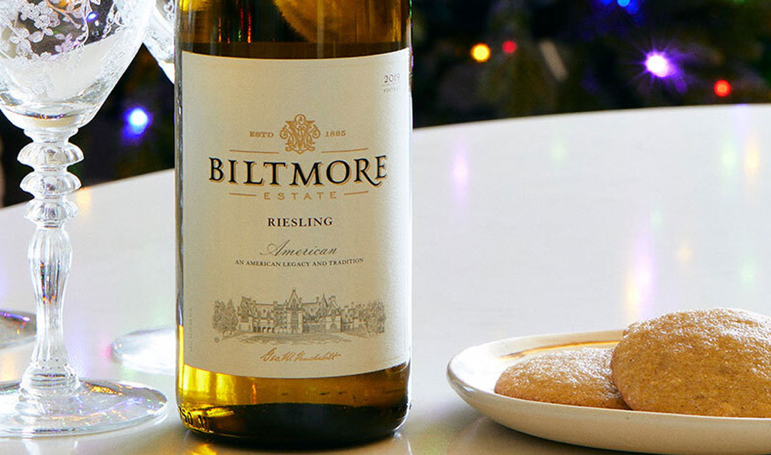 Pair Biltmore wines with cookies like these honey gingersnaps
