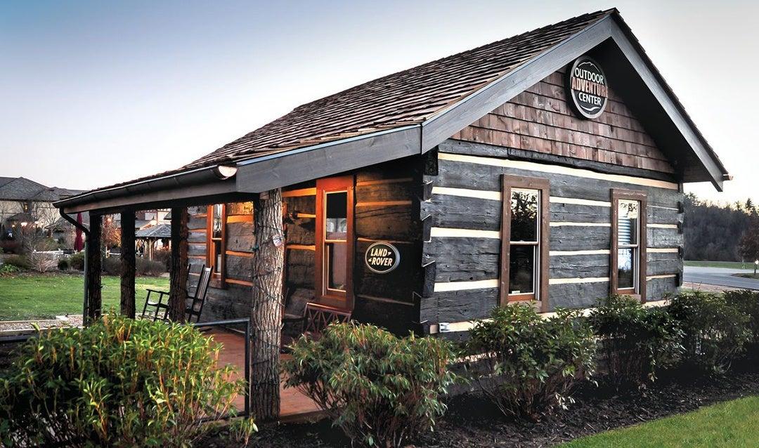 Outdoor Adventure Center in Antler Hill Village