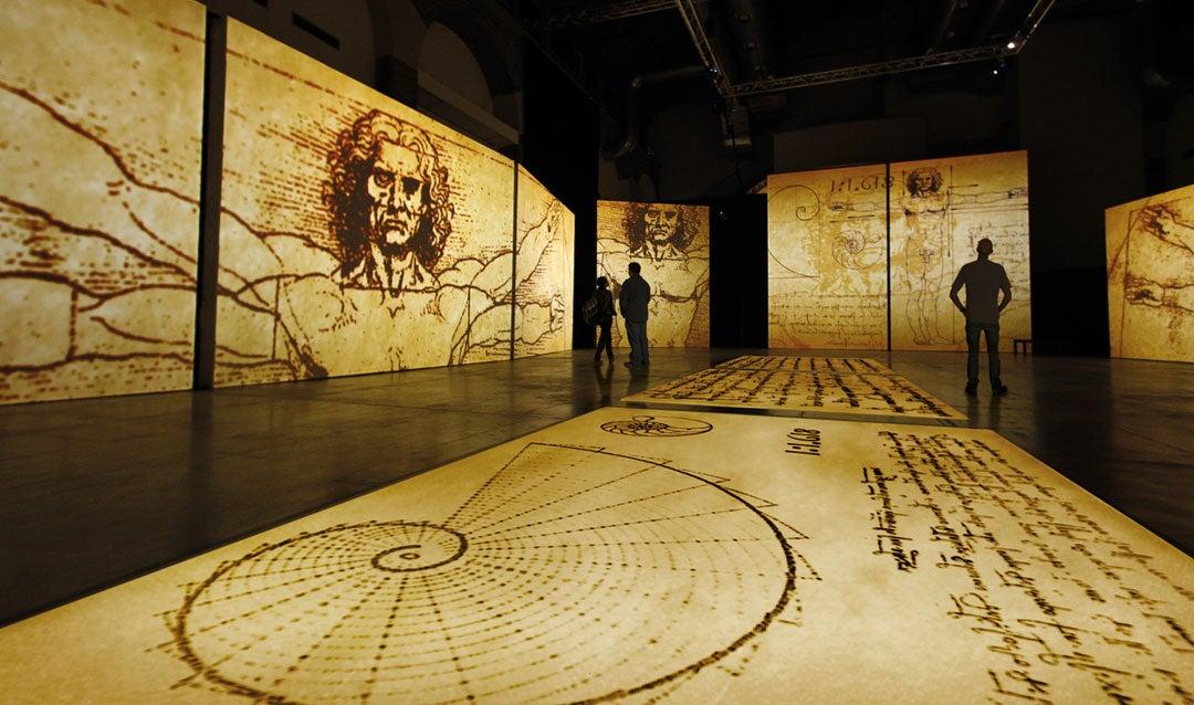 Leonardo da Vinci -- 500 Years of Genius experience