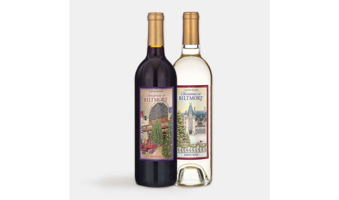 Facebook Fans helped create our Christmas wine labels